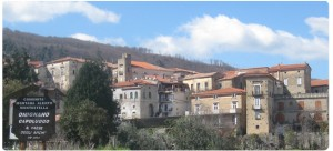 Vista di Omignano
